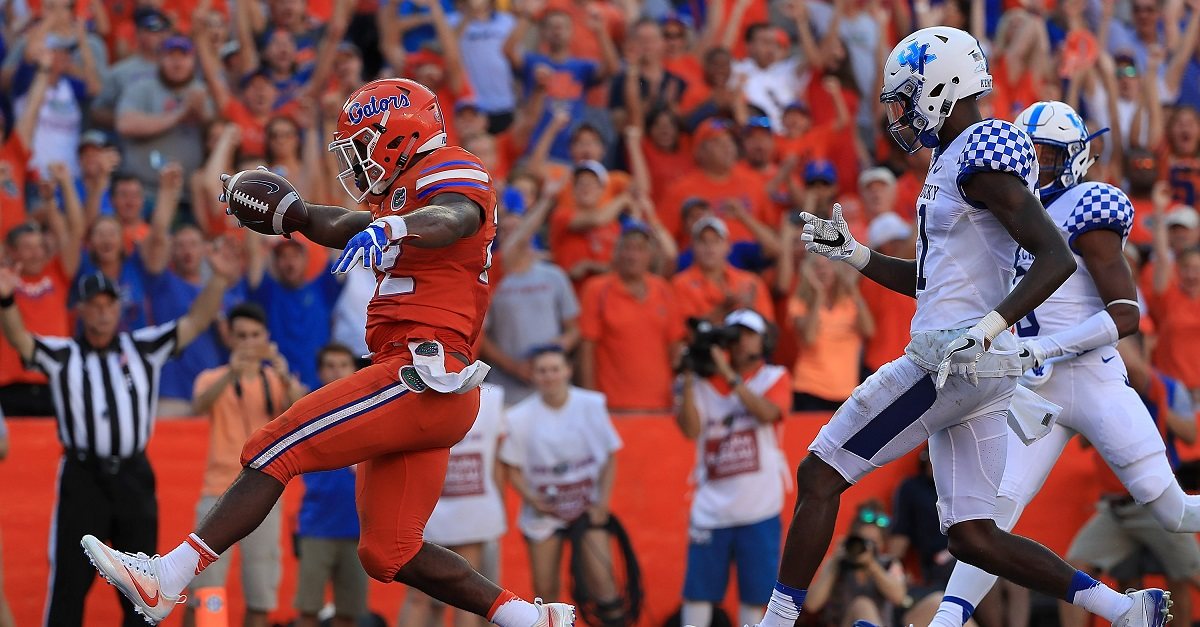 "Reggie Bush Praises Florida RB: ""Most Versatile Playmaker in the Country"""