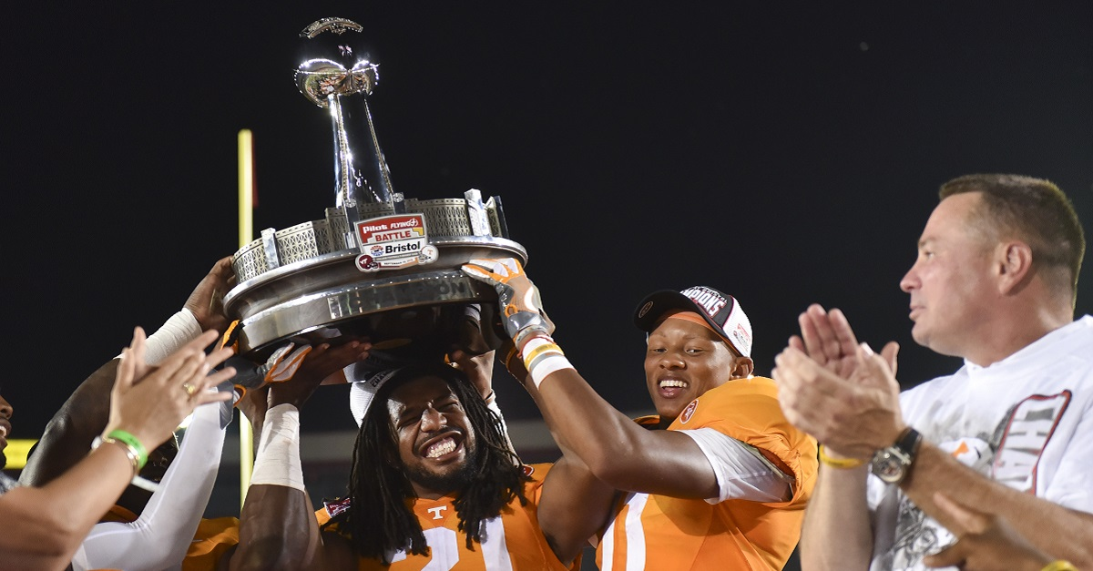 Tennessee will be without key defender for remainder of Florida game