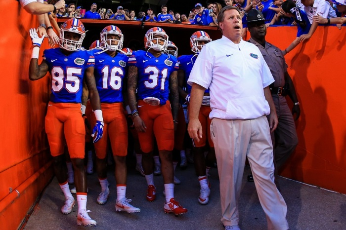 Florida's defense was dominant and here are the stats to prove it