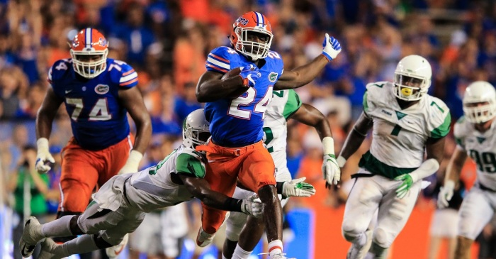 Jim McElwain updates injuries for Tennessee game, is unsure about Callaway's status