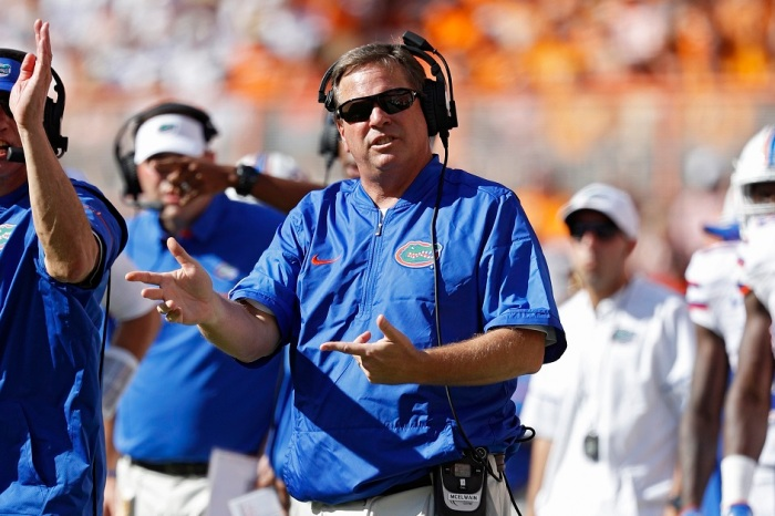 After suspending seven players, two Florida Gators are reportedly in trouble yet again