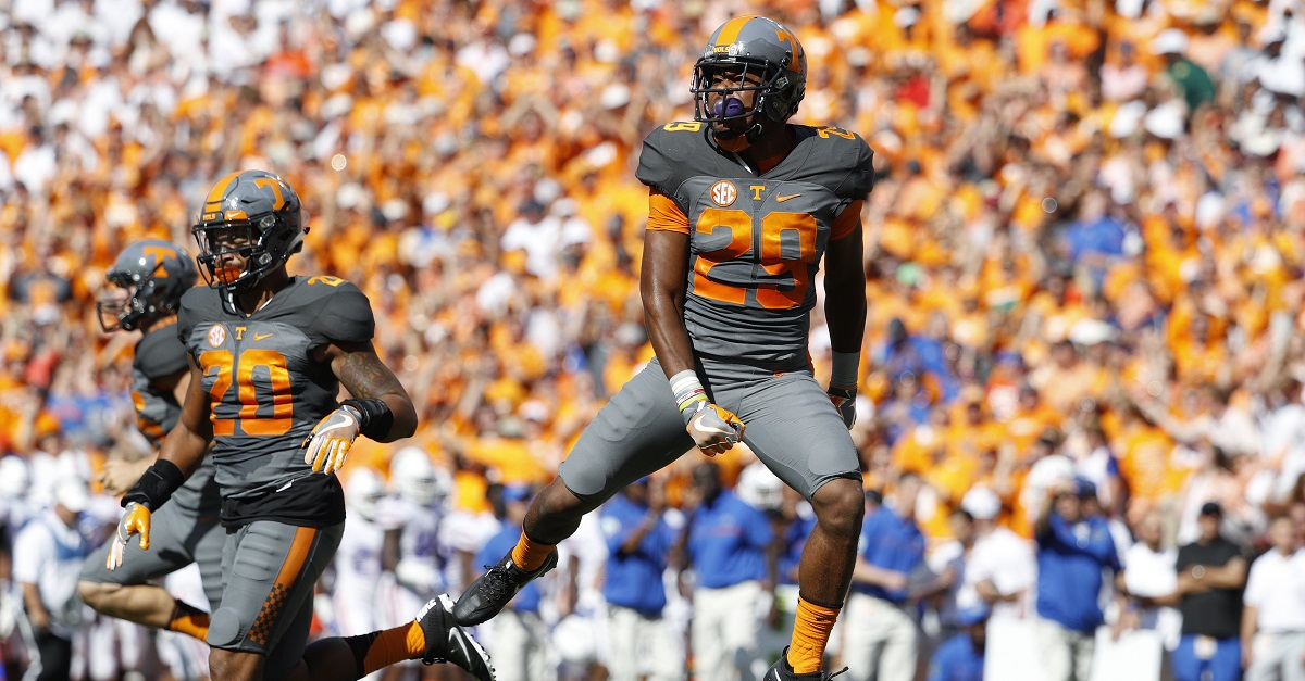 Tennessee just lost its most explosive All-American for the rest of the season