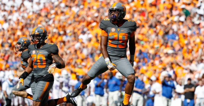 Tennessee loses yet another starter ahead of Florida game