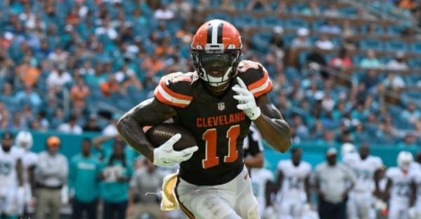 Terrelle Pryor thinks the Browns will win the rest of their games, and a division rival can't stop laughing