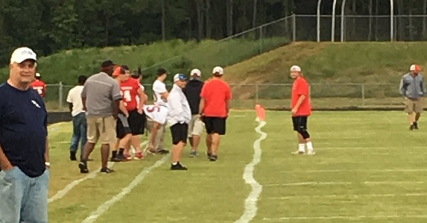 South Carolina high school under fire after hilarious mishap on their football field