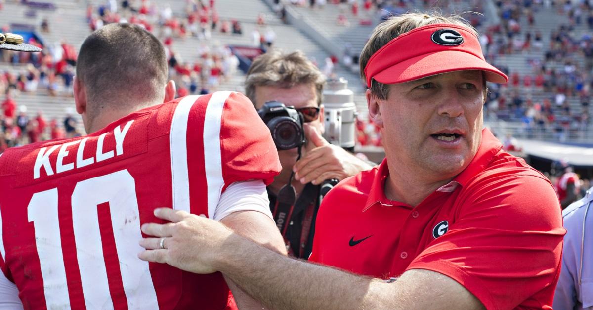 Yet another Georgia quarterback has reportedly left the program