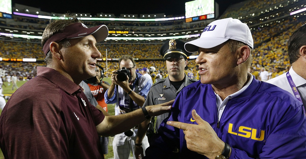 Three potential landing spots for Les Miles following LSU firing