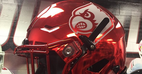 Here's the helmet sticker Louisville will wear to honor Muhammad Ali