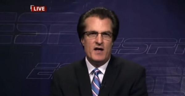 Mel Kiper still has a controversial name at the top of his ESPN mock draft