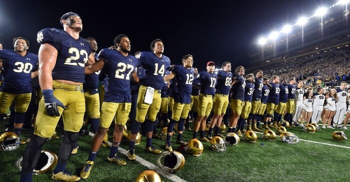 Notre Dame adds another Power 5 series to its future schedule