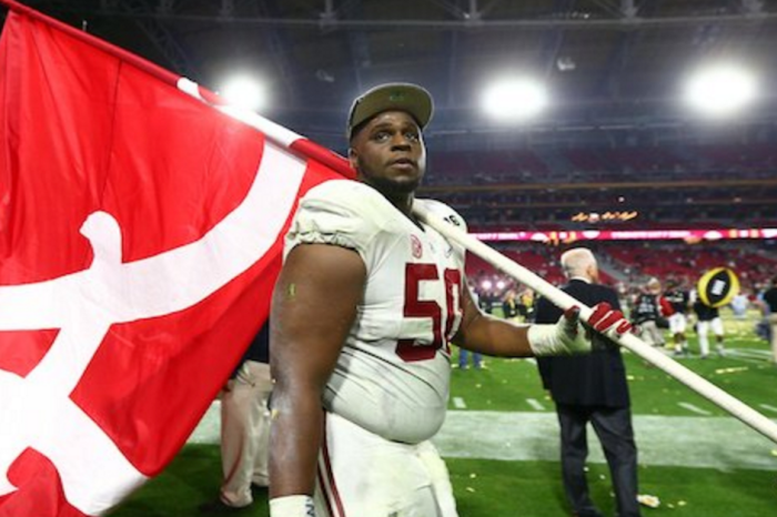 Alphonse Taylor not a guarantee to return to Tide starting lineup
