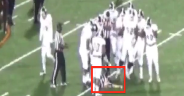 Heavy punishment given to JUCO player that punched ref