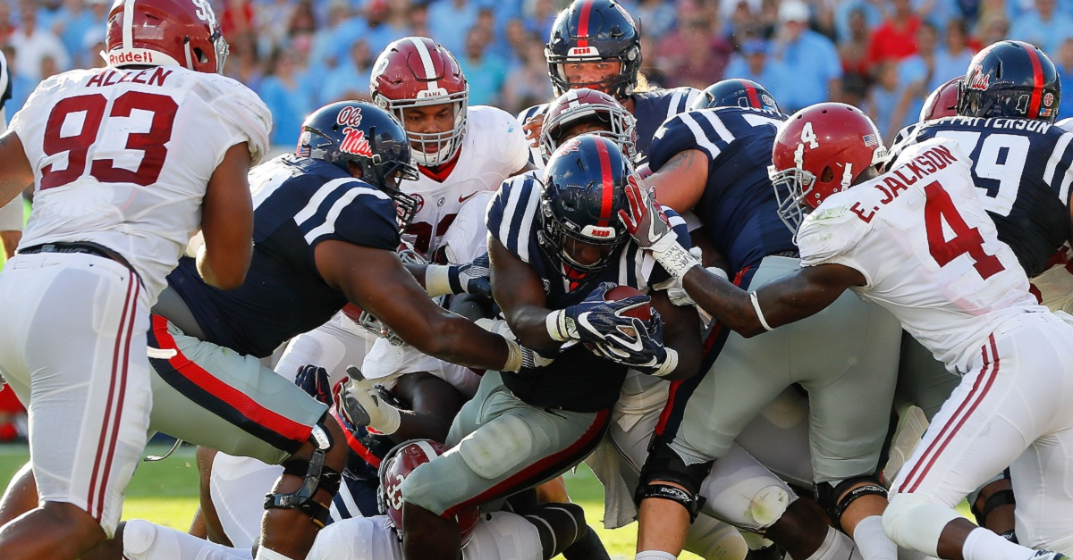 Mississippi just had its worst week of college football ever