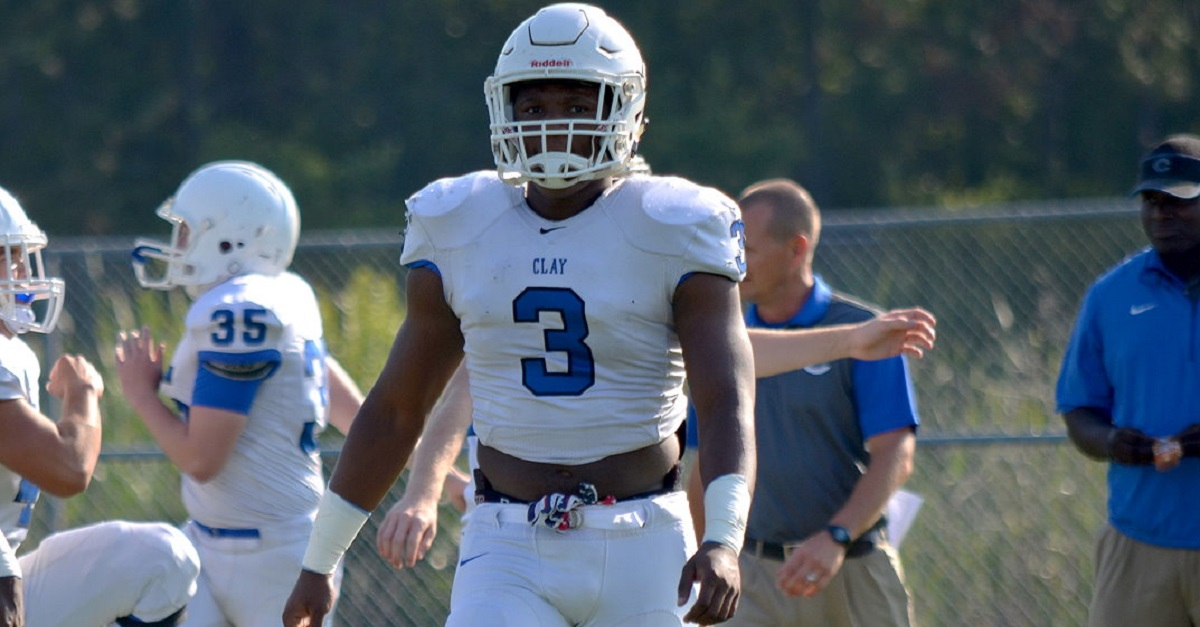 Four-star RB Colin Wilson spurns Notre Dame and Florida for this team