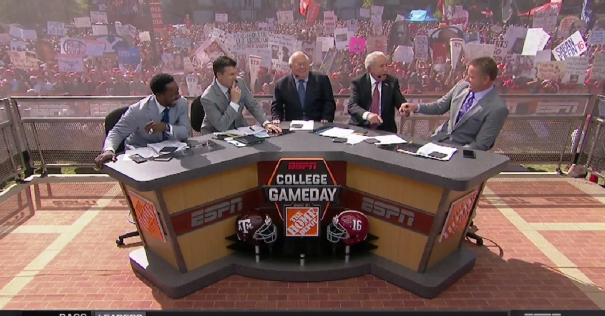 College GameDay announces huge return for bowl season