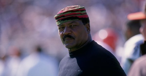 A surprising name just passed Jim Brown on the all-time rushing list