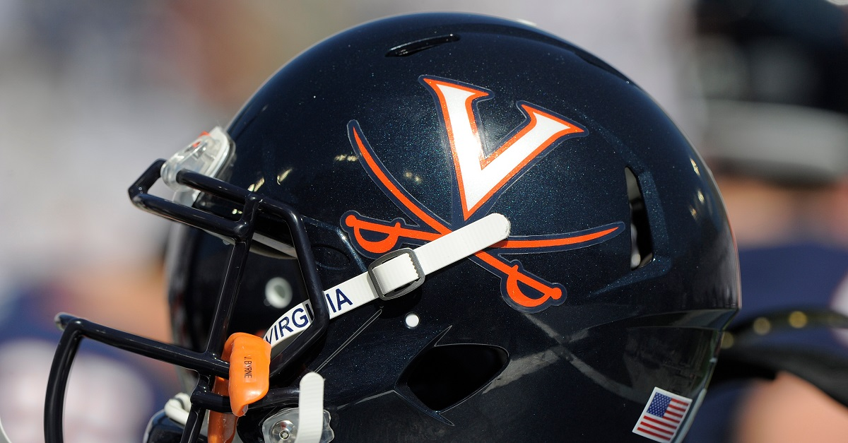 Former Virginia receiver suing school for alleged 'culture of bullying'