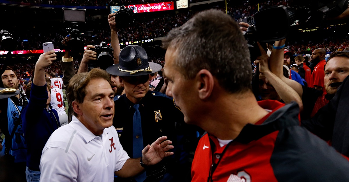 "College football analyst ""not convinced"" Alabama deserves playoff spot"