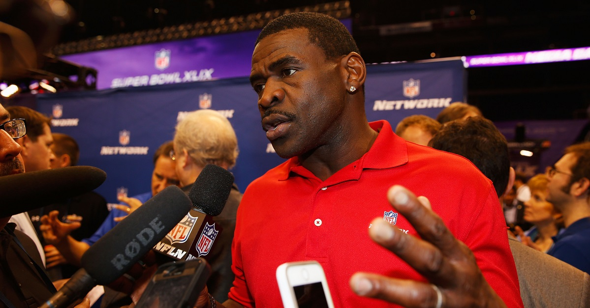 Conclusion reached in rape accusation against NFL Hall of Famer Michael Irvin