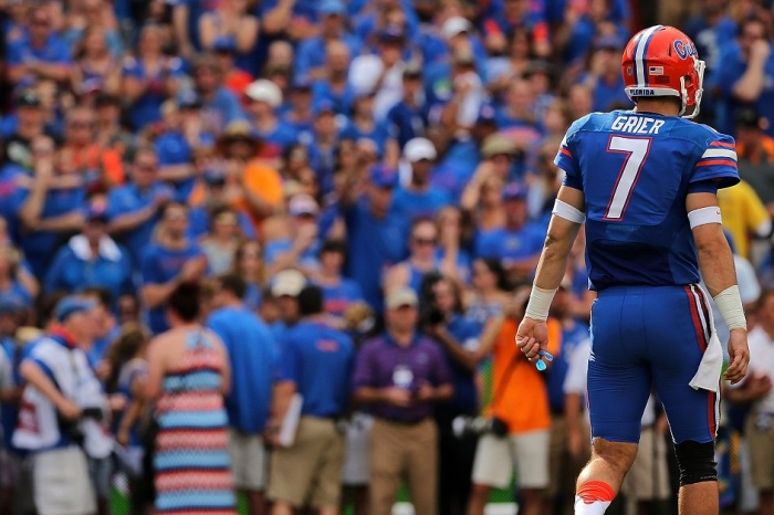 Miserable Will Grier whines and complains about his exit from Florida