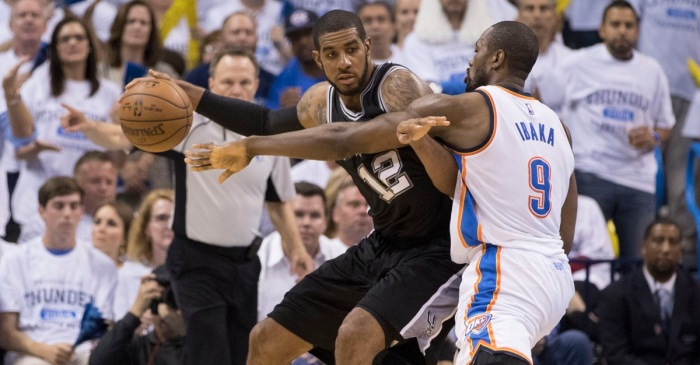 One NBA insider believes the Spurs might have problems before the season even begins
