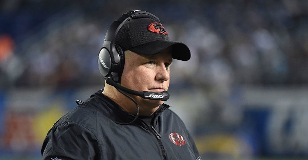 Chip Kelly responds to rumors that he might be headed back to college