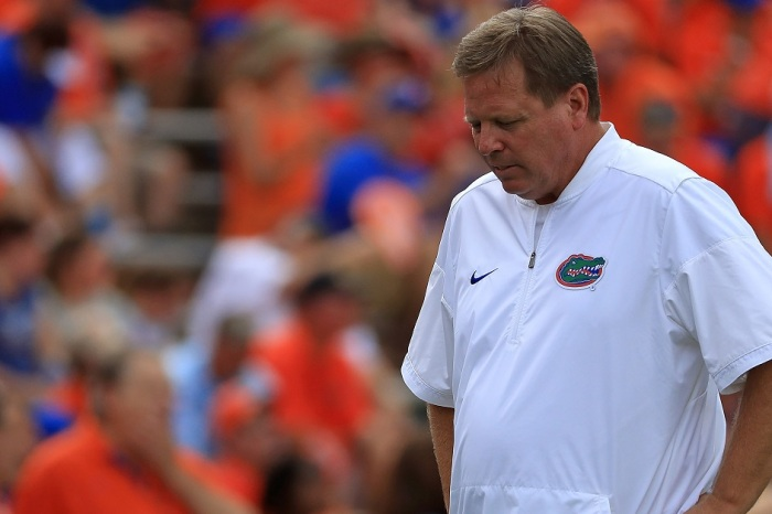 A whopping seven players suspended by Florida ahead of Michigan game