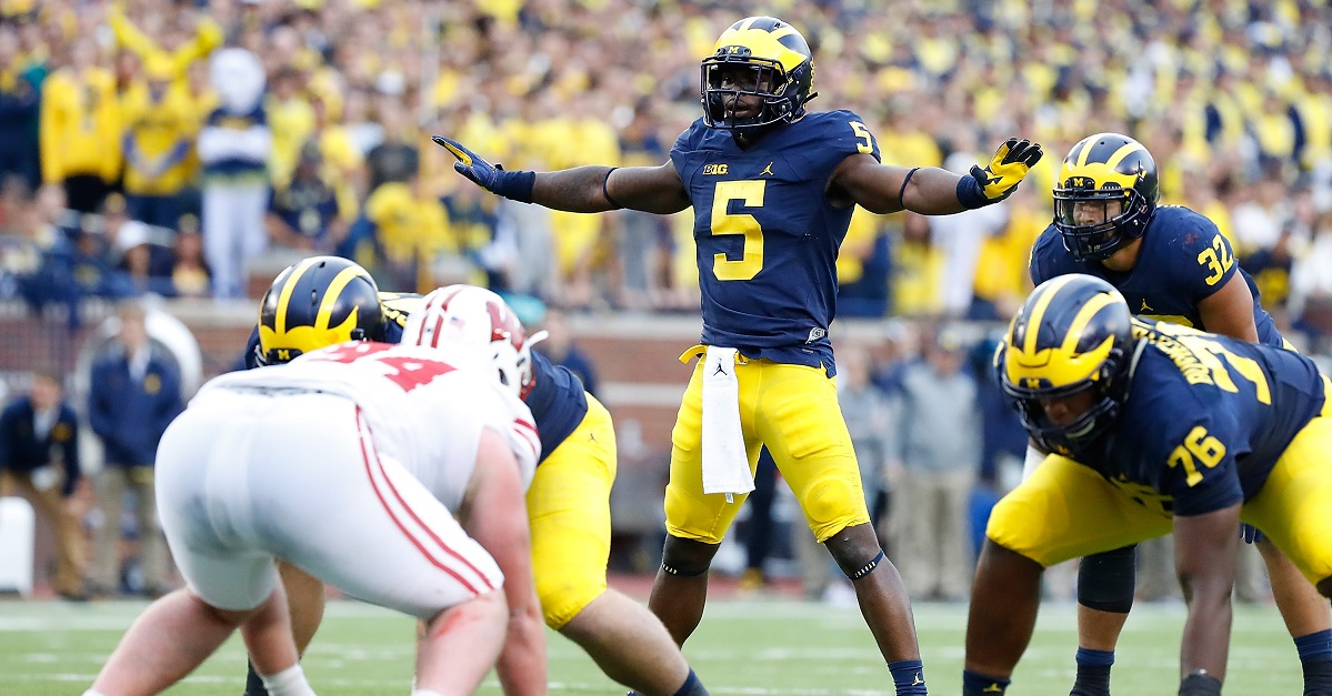 """Browns' coach Hue Jackson on Jabrill Peppers: """"We'll find a role for him over there on offense"""""""