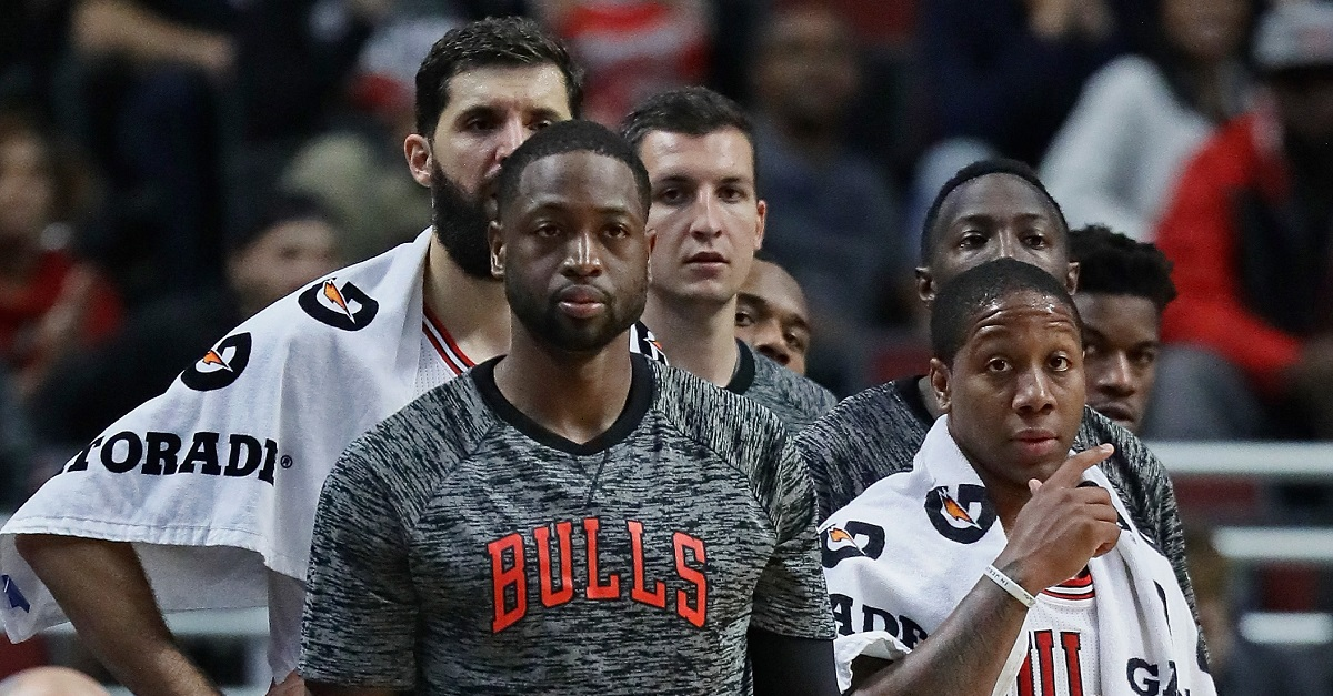 Dwyane Wade almost joined this super team, but he says he 'didn't fit there'