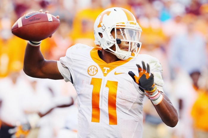 Tennessee's Joshua Dobbs receives horrible NFL Draft news