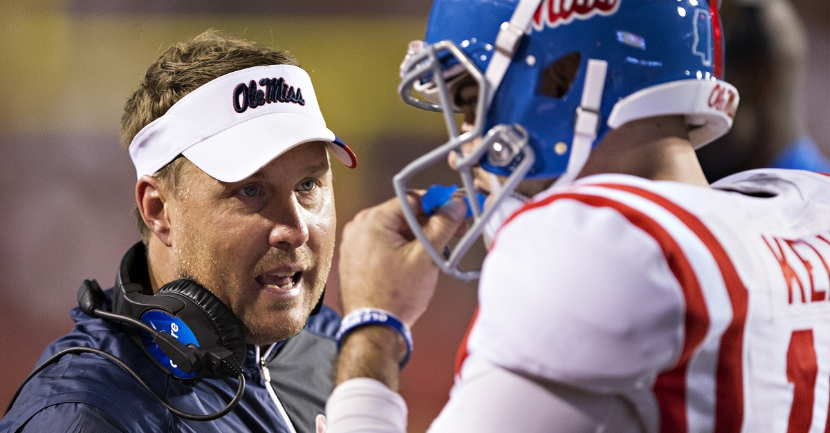 Father from 'The Blind Side' comes to the defense of Hugh Freeze amid scandal