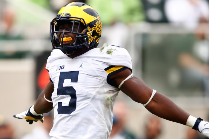 PFF: One rival DB ranks ahead of Jabrill Peppers heading into the NFL draft