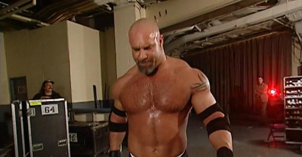 Goldberg may be returning to WWE sooner than everyone expected