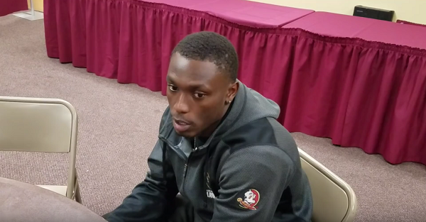 FSU receiver claims Miami fans did the most disgusting thing imaginable