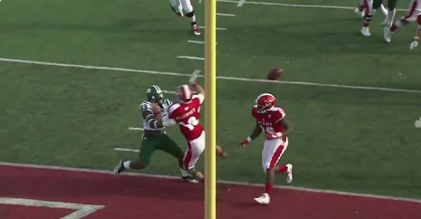 Ohio seals a win over Miami-Ohio with crazy big guy touchdown