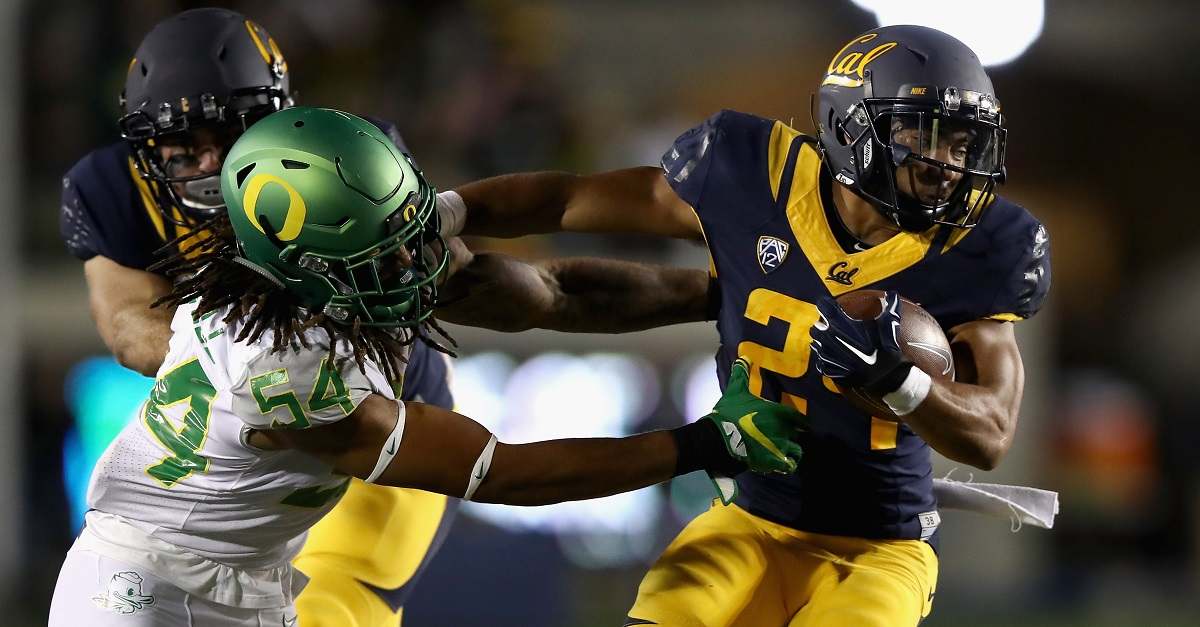 Oregon and Cal set an ungodly offensive record on Friday night