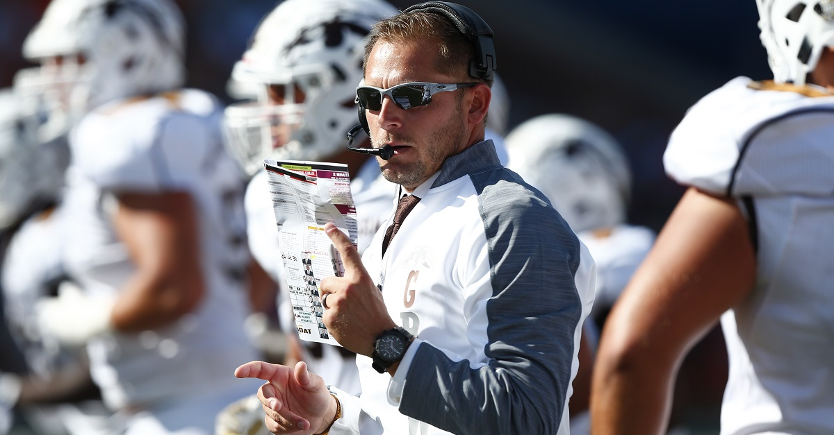 Report: Western Michigan has interviewed one candidate to replace P.J. Fleck