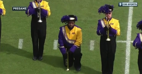 East Carolina releases harsh statement on band members that protested national anthem