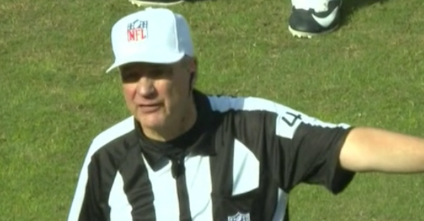 The NFL is just getting petty now with this horrendous penalty call