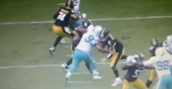 Steelers send video of questionable Ben Roethlisberger hit by Ndamukong Suh to league office