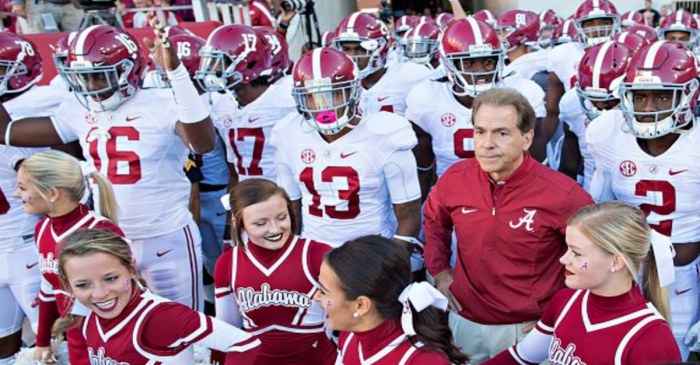 This one team has the best chance to beat Alabama on a neutral field, per ESPN's FPI