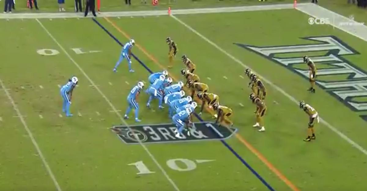 Derek Henry scores first NFL touchdown in 'impressive' performance