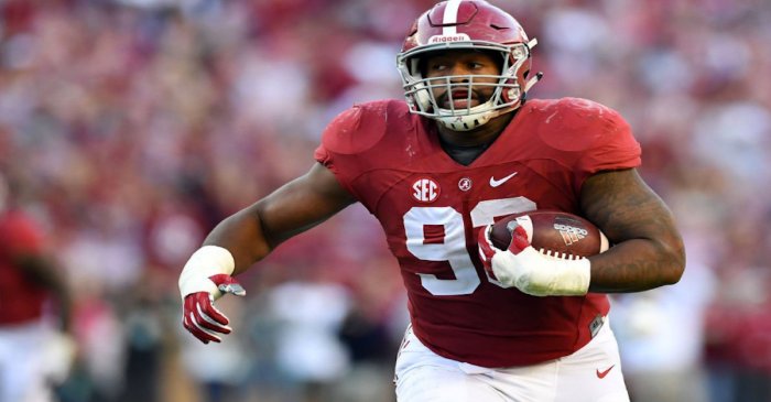 Jonathan Allen has little interest in Heisman talk