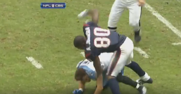 On Andre Johnson's retirement, we remember the time he beat the hell out of Cortland Finnegan
