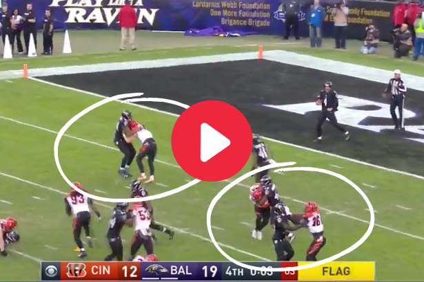 NFL Team Purposely Held Everyone for Bizarre Game-Winning Safety