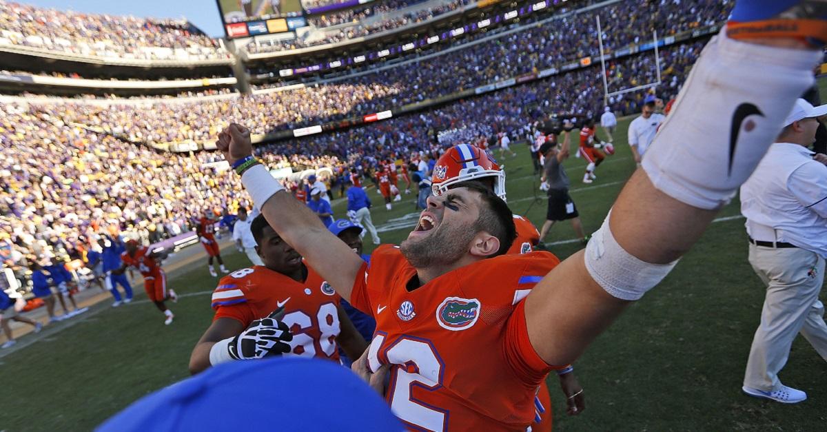 AP Poll: Florida takes a huge jump after big win at LSU