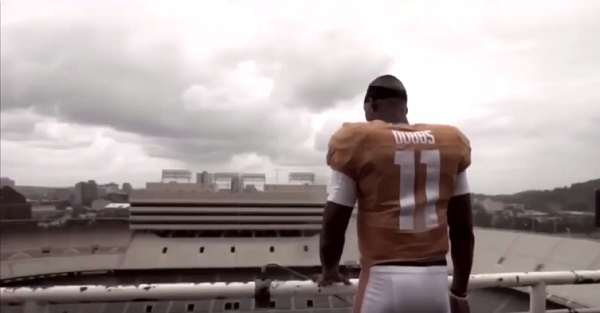 This fan-made tribute to Josh Dobbs is just what he deserves for Senior Day