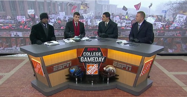 ESPN GameDay producer says which crowd's energy was 'greater than we've had on any college campus'