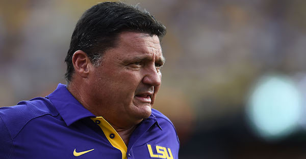 LSU makes official announcement on future of one coordinator