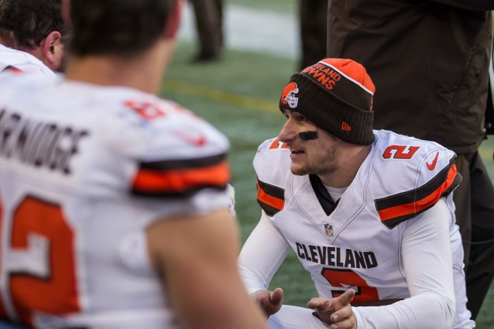 The team that owns the rights to Johnny Manziel may move on to another Heisman Trophy winner